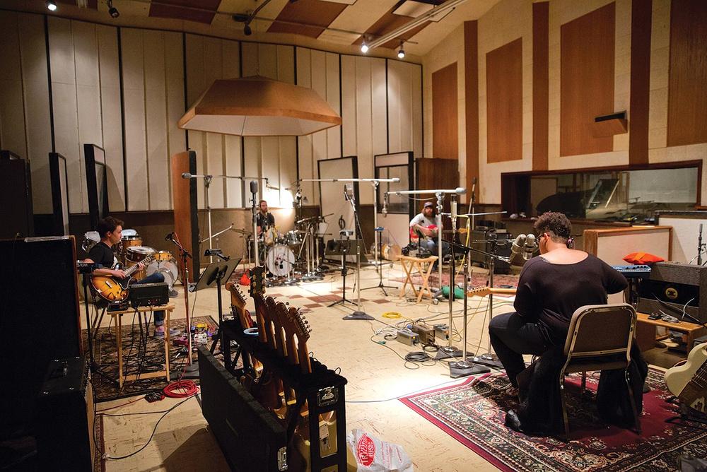 Inside Track: Alabama Shakes' Sound & Color