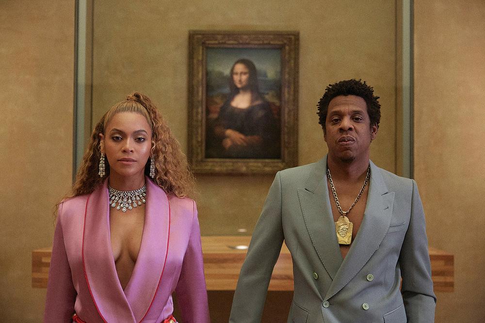 Inside Track: Beyoncé and Jay-Z 'Apeshit'