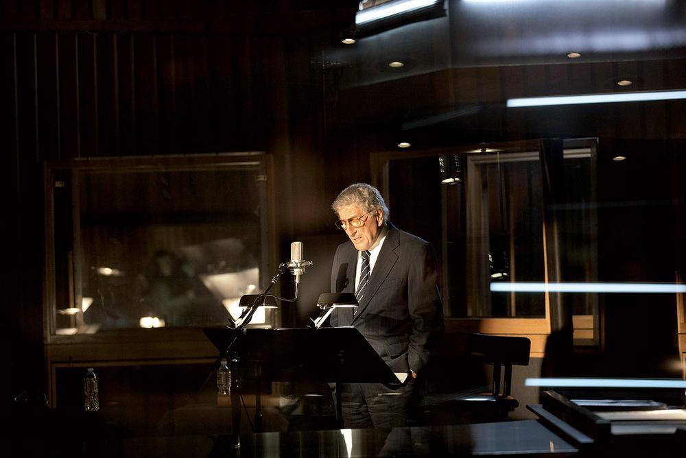 Dae Bennett: Recording Tony Bennett's 'One For My Baby (And