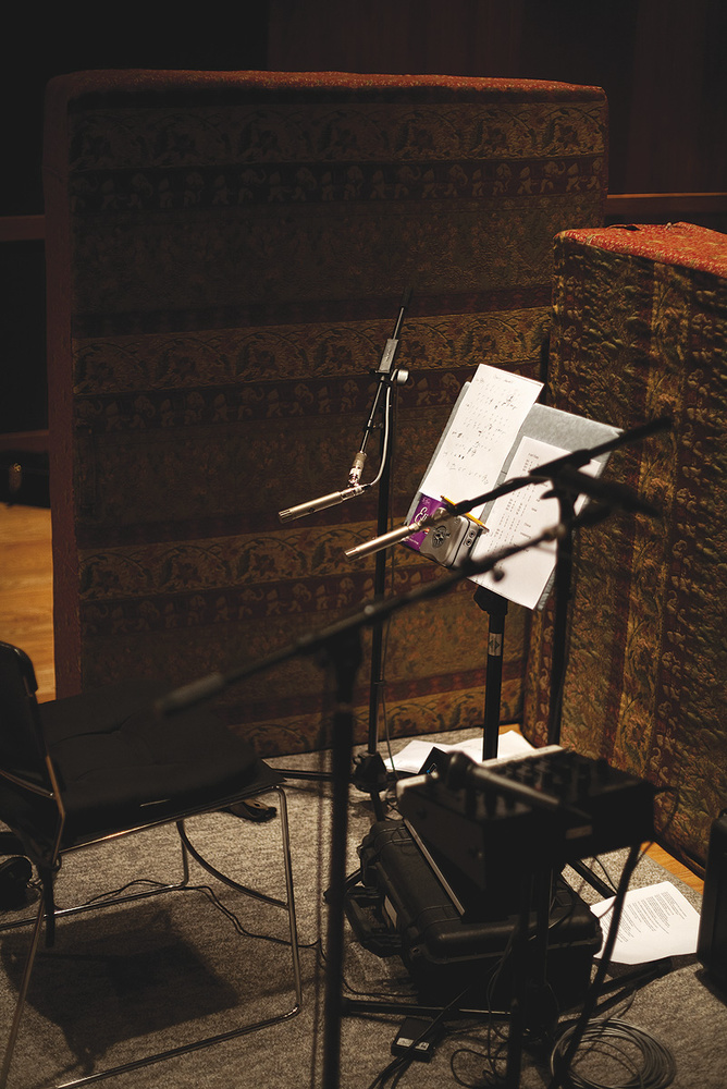 Mike Shipley: Recording Alison Krauss' Paper Airplane