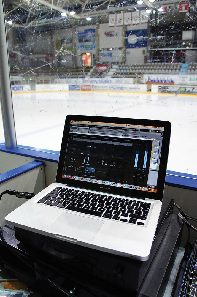 Creating A Music Programme For Ice Dancing