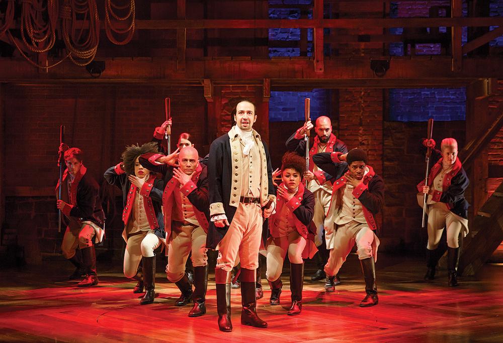 Inside Track - Hamilton: An American Musical