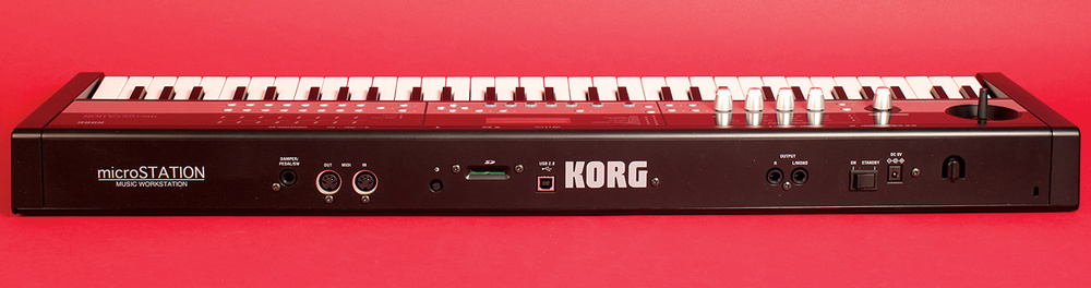 Korg Microstation