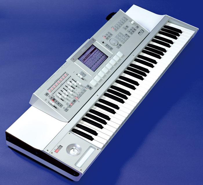 Korg M3 Synth/Sampler