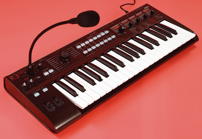 Korg R3 Synth/Vocoder