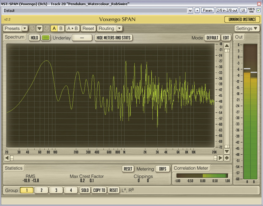 Listen & Learn: Analysing Commercial Mixes
