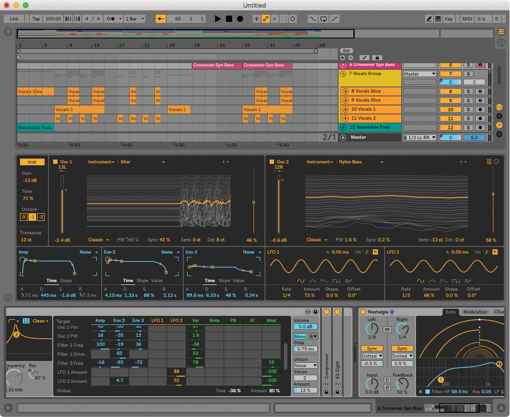 upgrade ableton suite 8 to 9