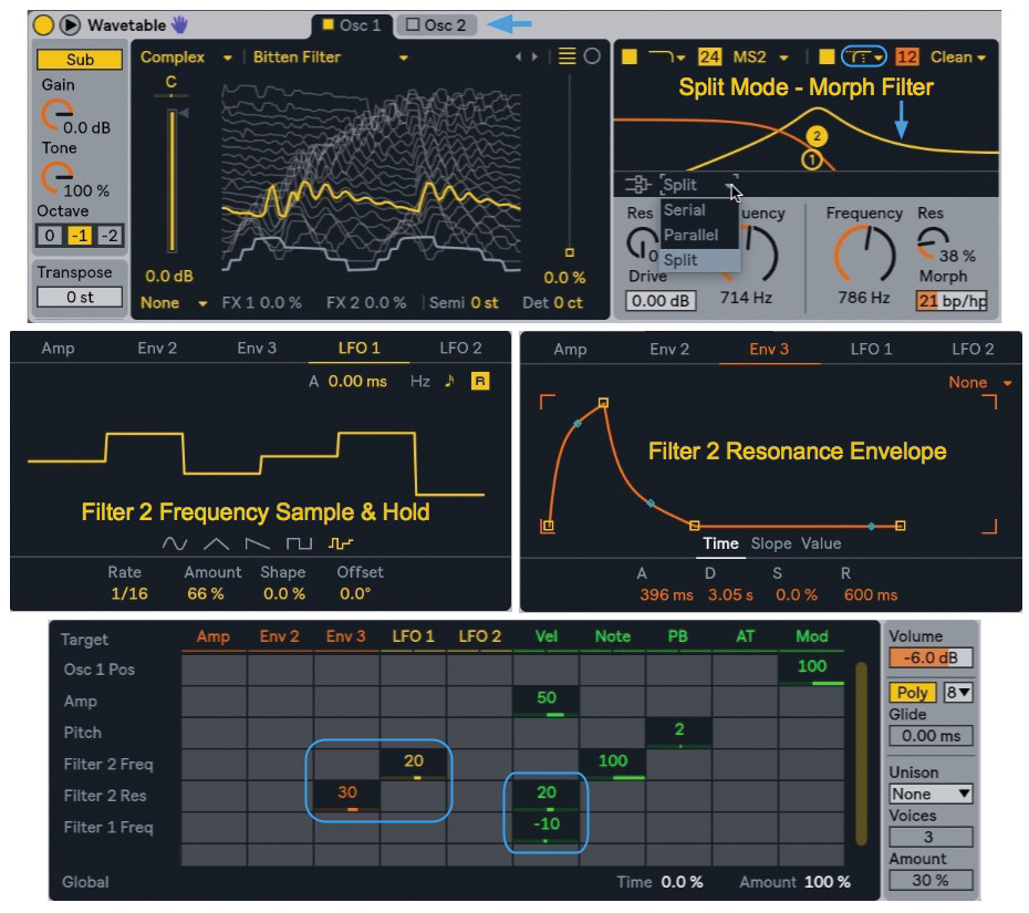Wavetable: Ableton's New Synth
