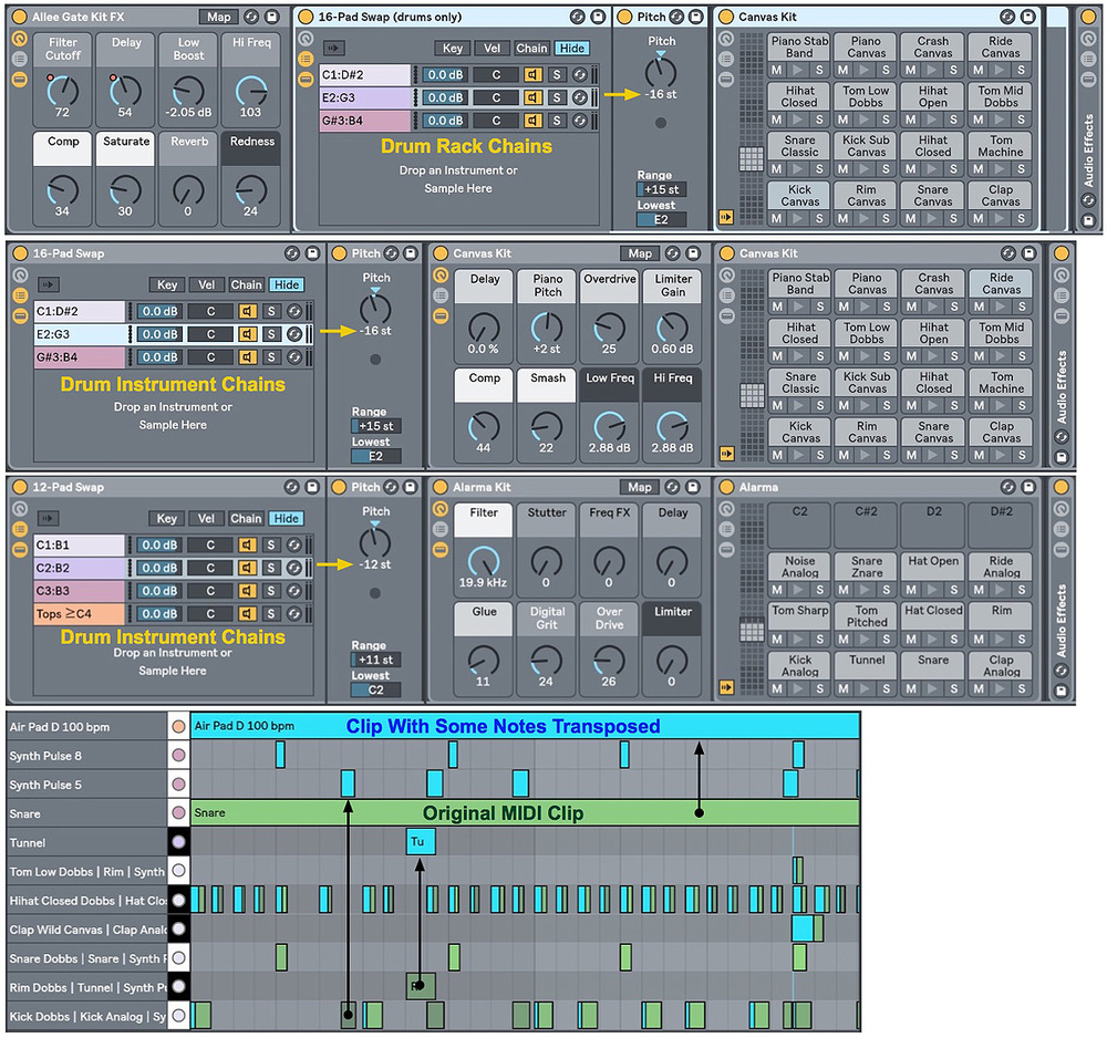 glitch 2 ableton live