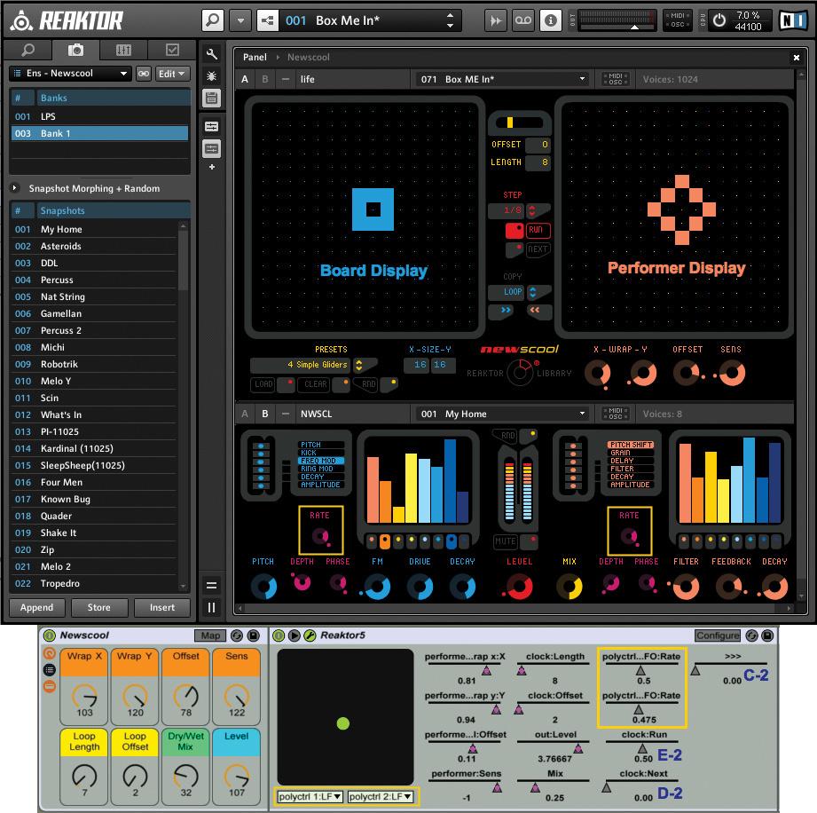 free reaktor player ensembles