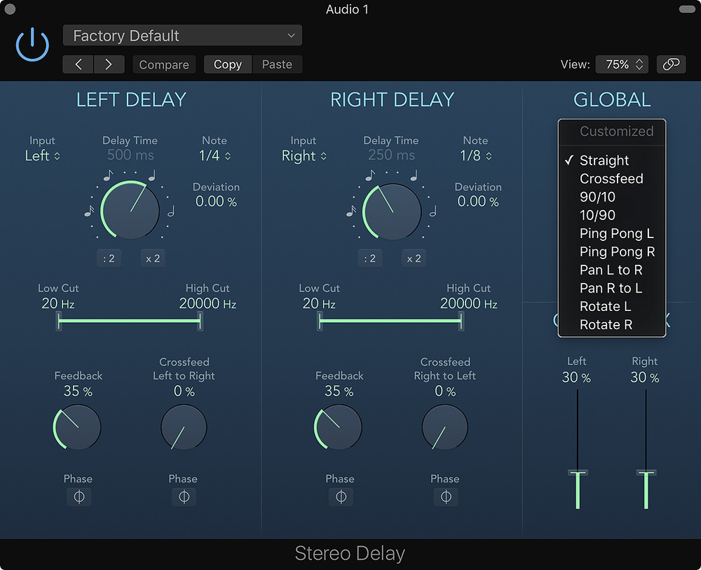 Logic Pro: Vocal Processing With Track Stacks