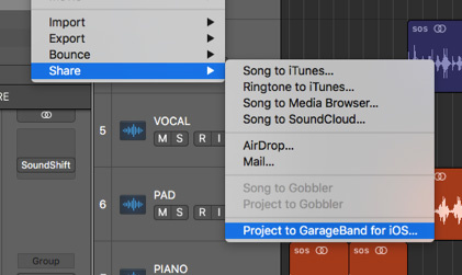 Logic Pro X Garageband Ios Integration