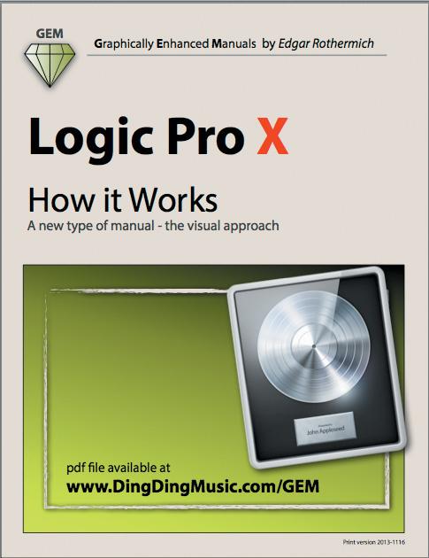 Logic Pro X — How It Works