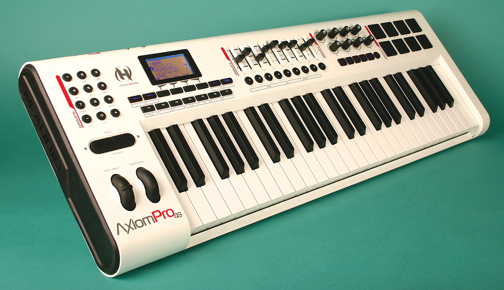 M-Audio Axiom Pro Hyper Control ProTools Personality X64 Driver Download