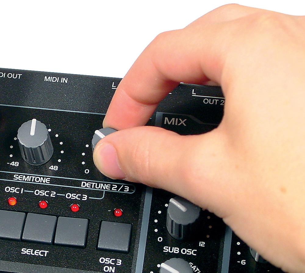 Mixing Bass