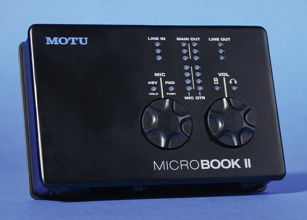 MOTU MICROBOOK II DRIVER FREE
