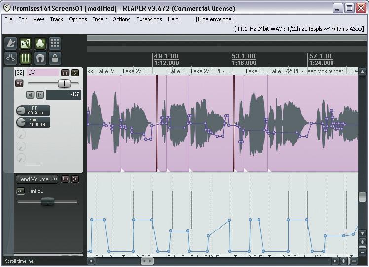 Mix Rescue: Mixing Metal