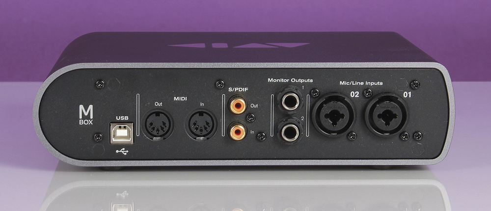 Avid Pro Tools Mbox