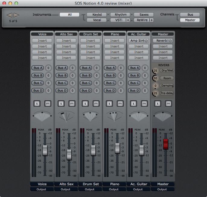 Notion Music - Notion 4
