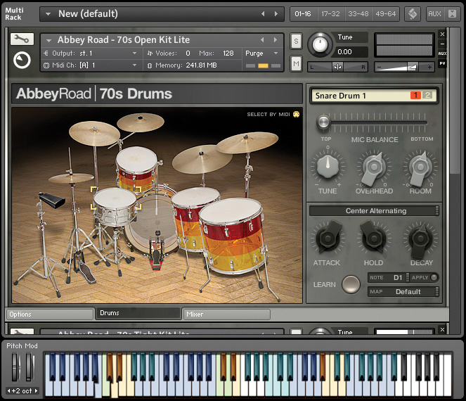 Ni Abbey Road 70s Drums