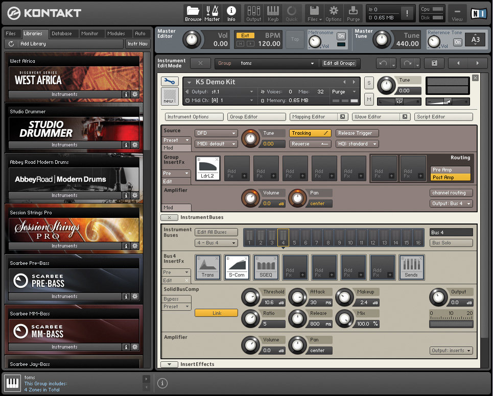 kontakt cubase 5 download