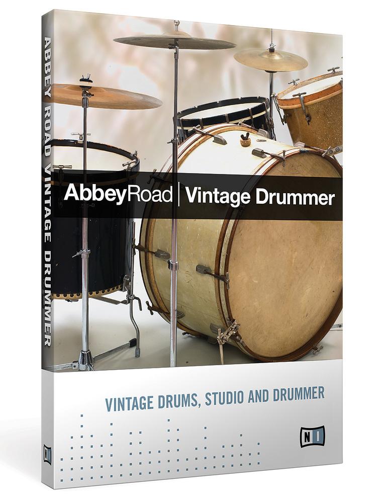 Native Instruments Abbey Road Vintage Drummer