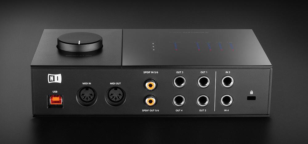 NEW Native Instruments Komplete Audio 2 USB Audio Interface