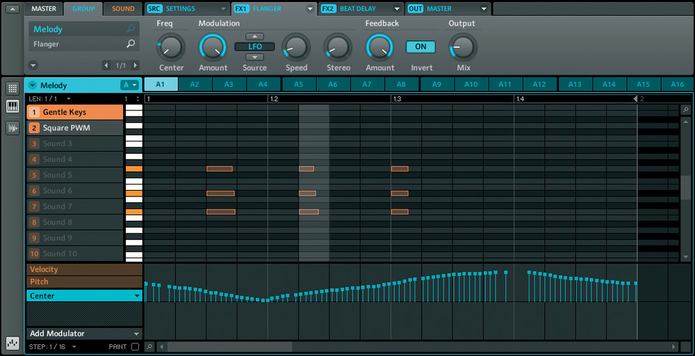 native instruments plug in ableton