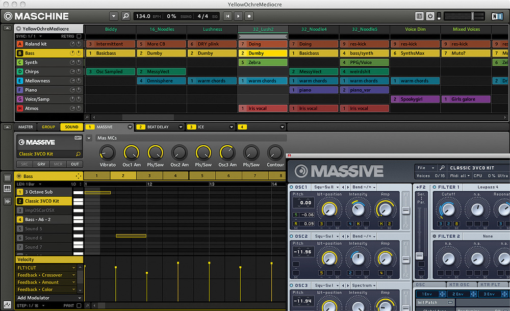 New!! N. I. Maschine tutorial | how to import midi and mp3's into.
