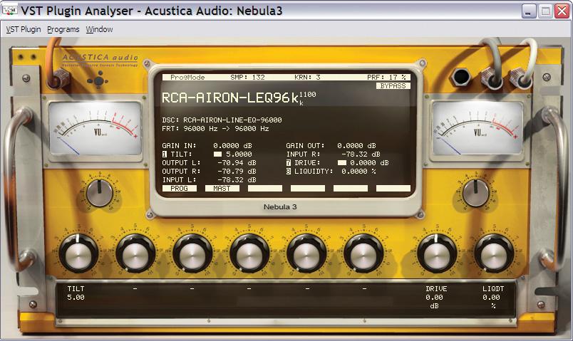 Acustica Nebula Pro 3 5