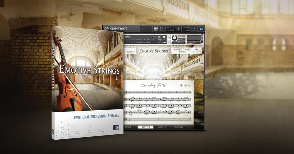 kontakt session strings download