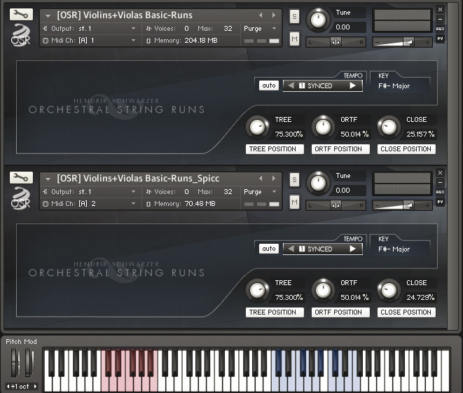 Orchestral Tools | Orchestral String Runs