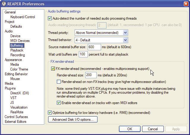 Multi-core Processors For Musicians