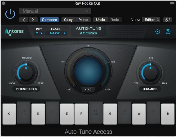 Antares Auto‑Tune Access