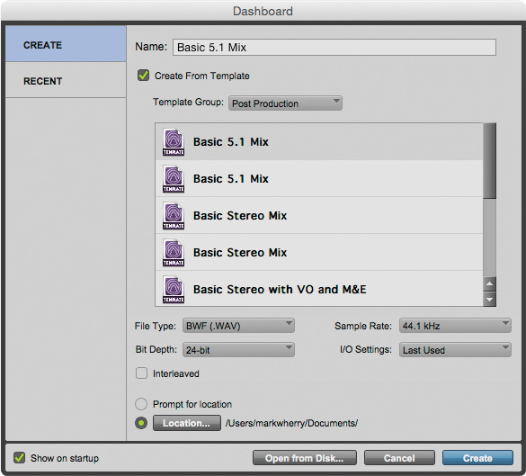 Avid Pro Tools 12 3