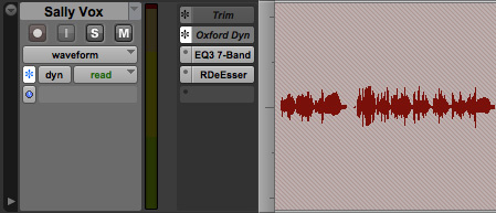 Pro Tools: Track Freeze In 12 4