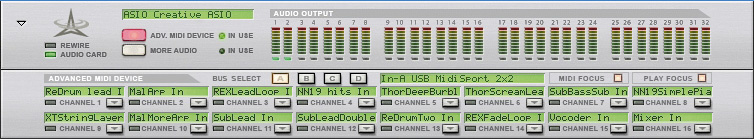 Q  Why does my USB mixer make a whining sound?