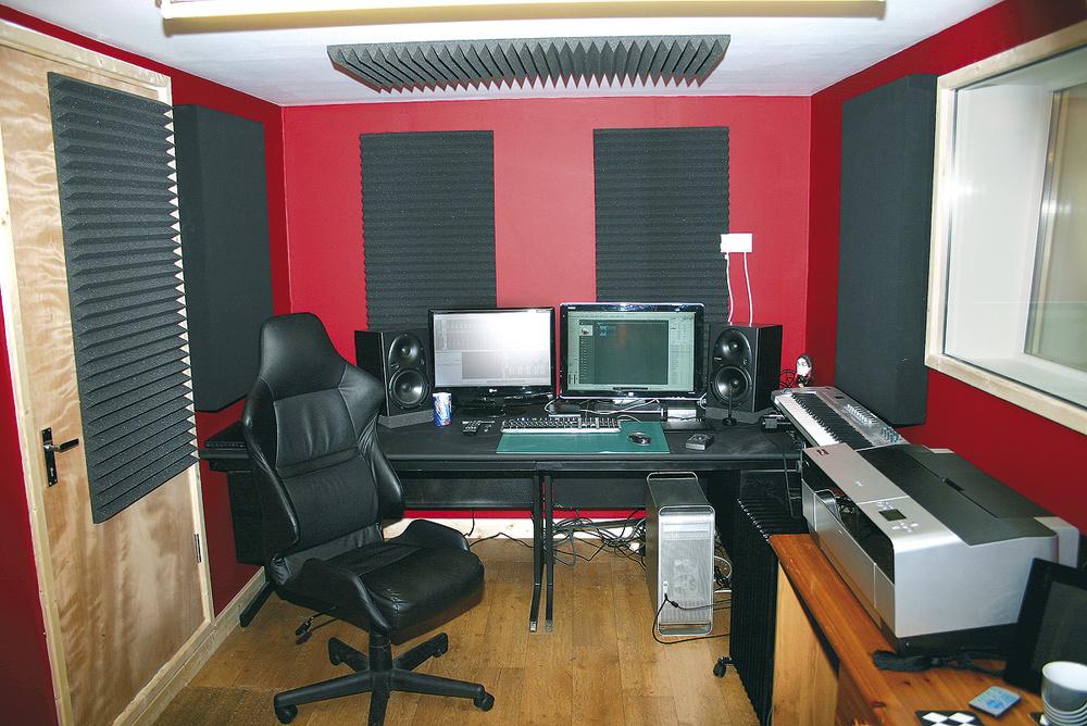 studio room test
