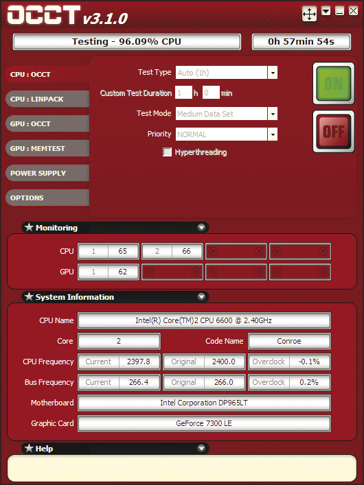 Q  My self-build PC isn't working  What tests can I run?