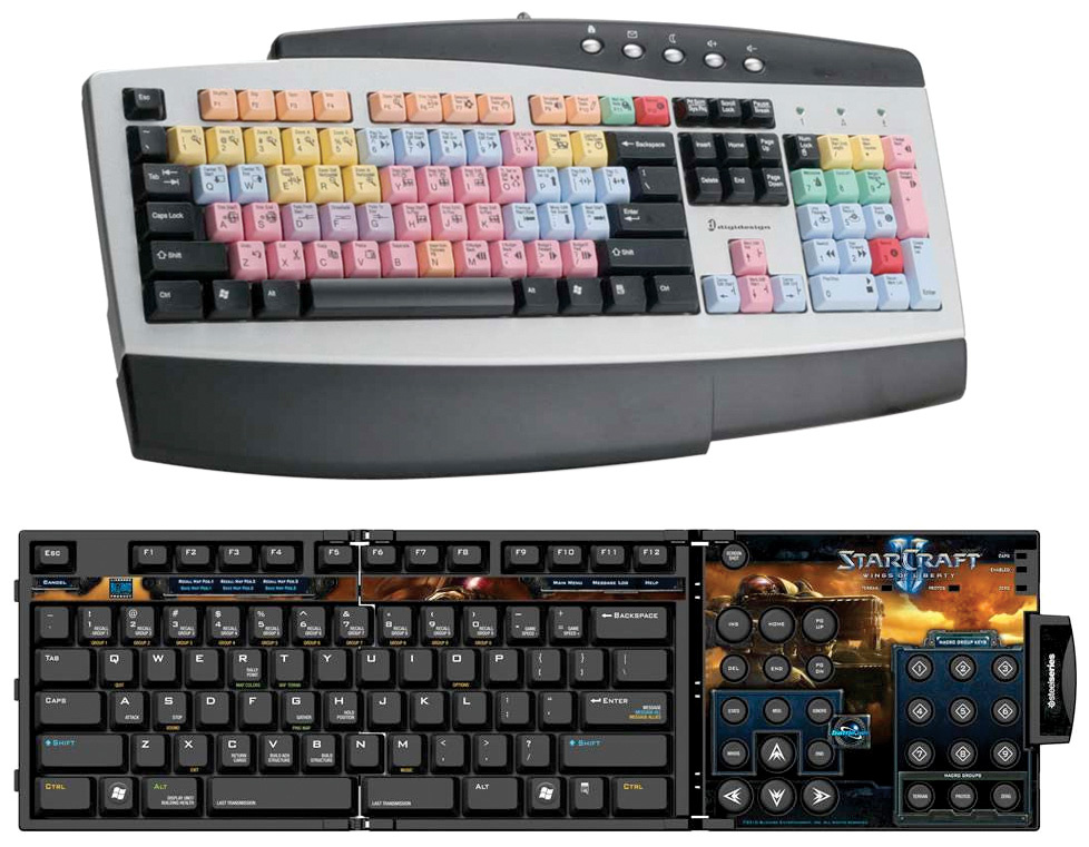 Pro-gaming Techniques For Pro Tools