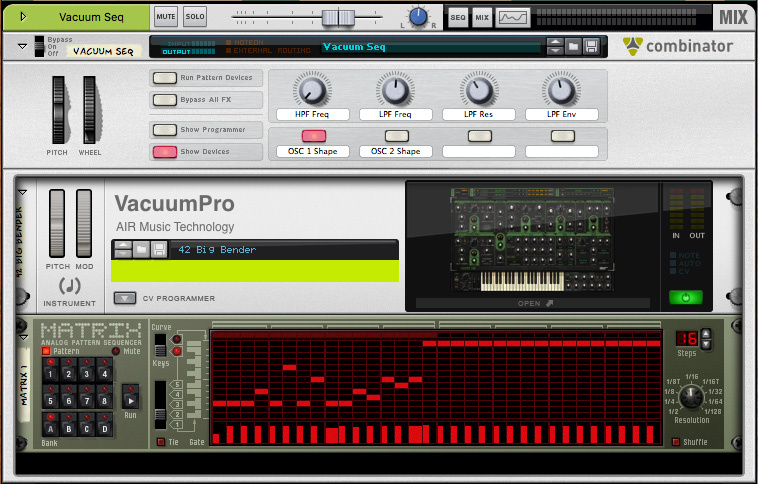 VST Support In Reason