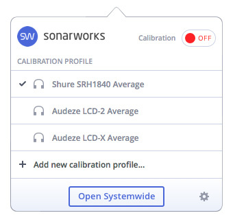 Sonarworks Reference 4 & Standalone