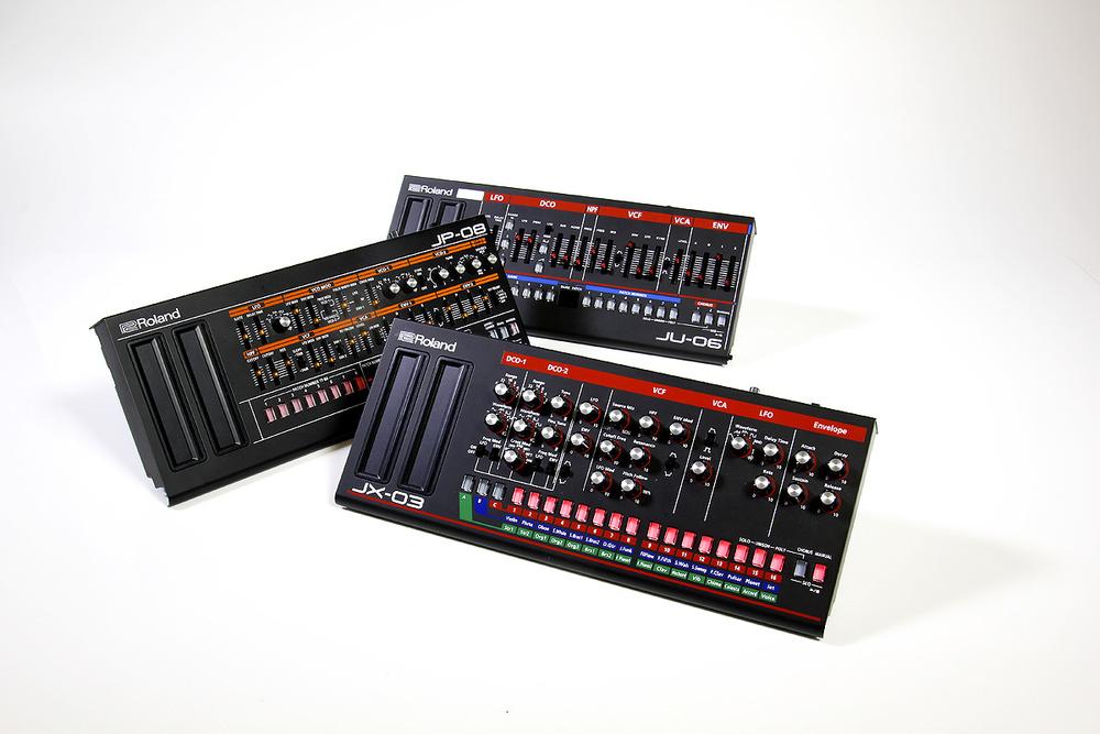 f8832539 Roland Boutique JP08, JX03 & JU06