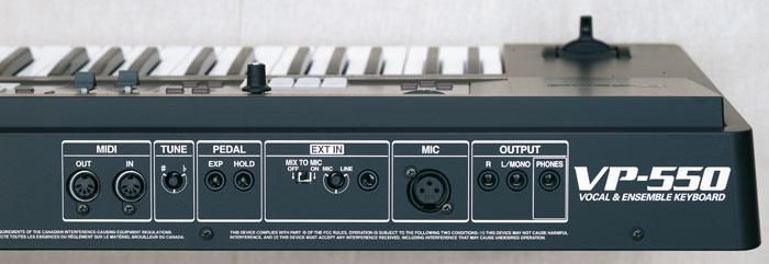 Roland VP550
