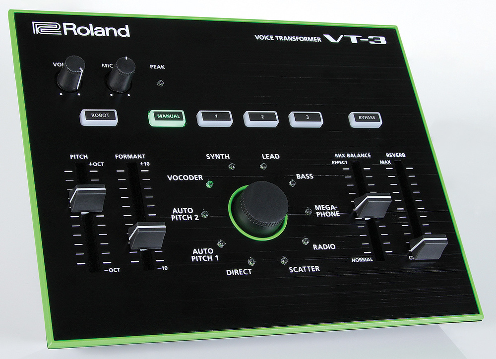 roland vt3 voice transformer. Black Bedroom Furniture Sets. Home Design Ideas