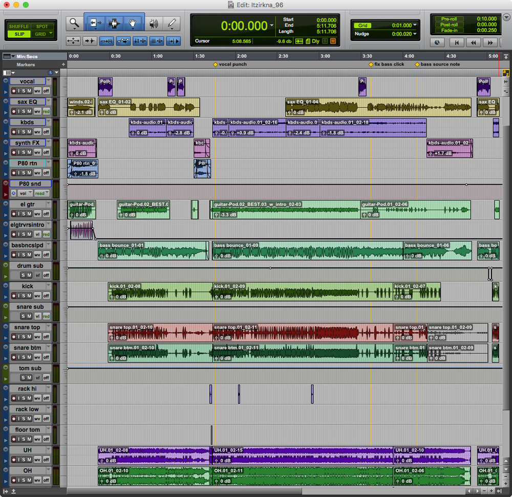 Studio One: Song To Song & DAW To DAW Imports