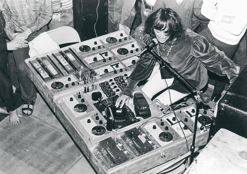 Silver Apples: Early Electronica