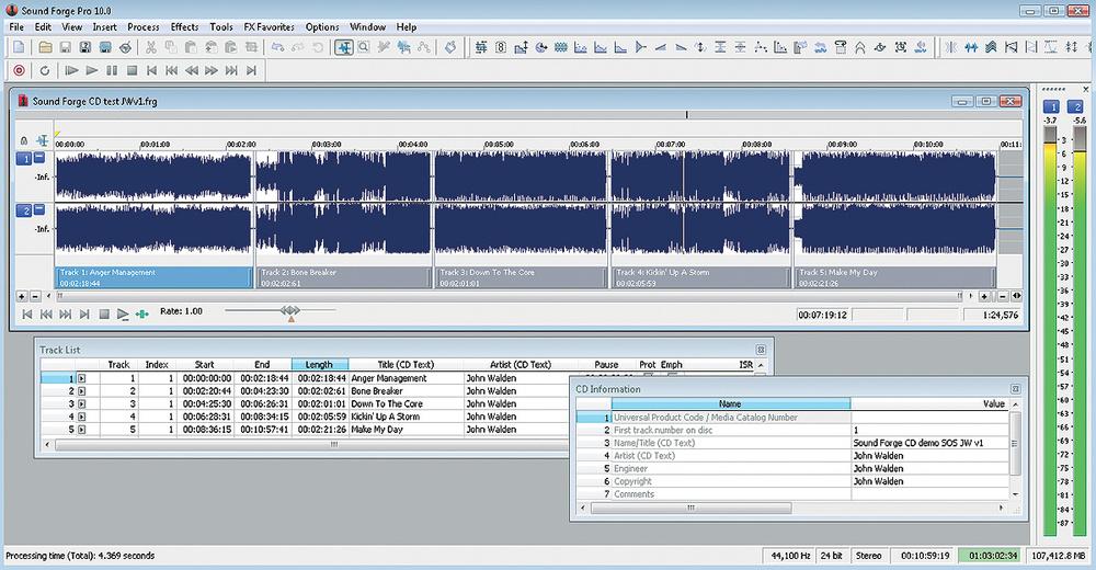 скачать бесплатно программу sound forge на русском языке