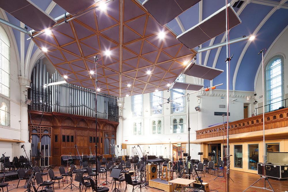 Cosound Studios Air studios London