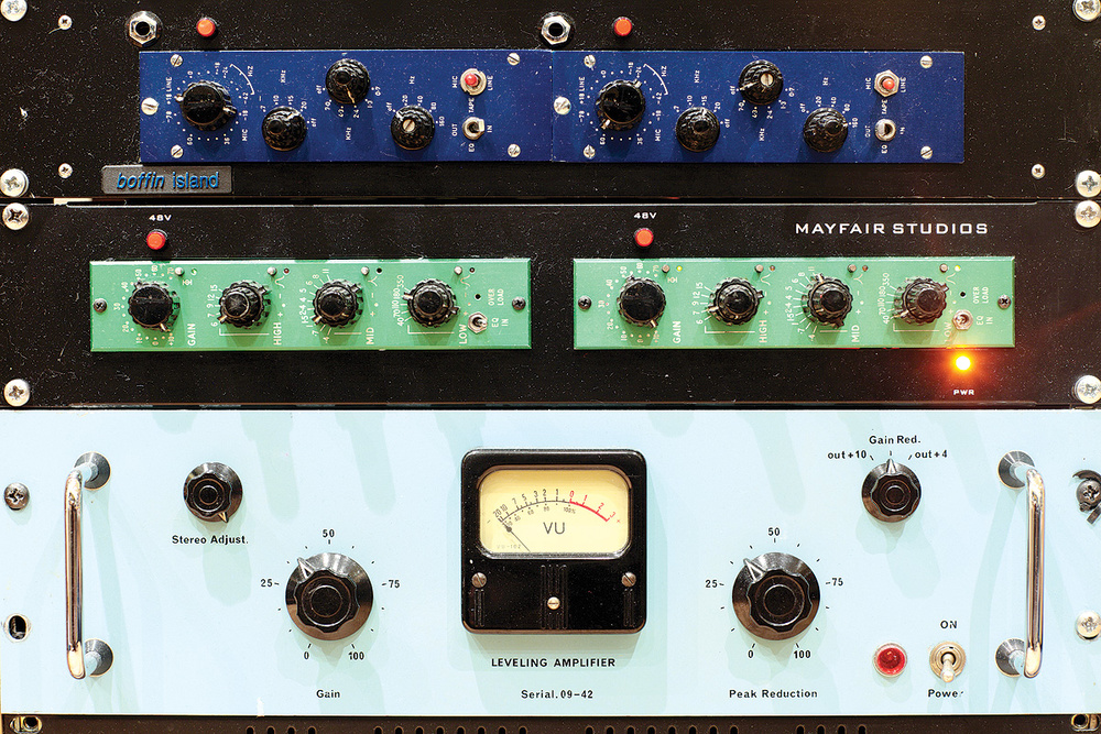 Studio File: Snap Studios, London
